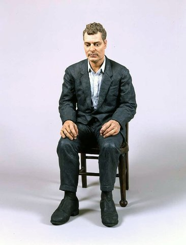 Man on a Chair, 2003