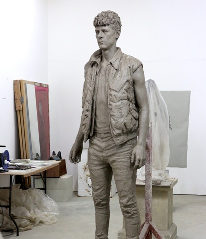 Standing Figure (in progress)