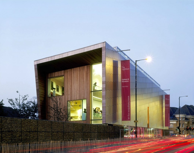The Lightbox: Gallery & Museum, Woking, UK